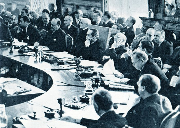 International Relations: To What Extent Was the League of Nations a Success?