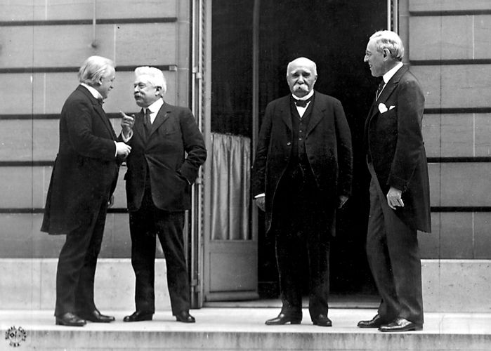International Relations: Were the Peace Treaties of 1919–23 Fair?