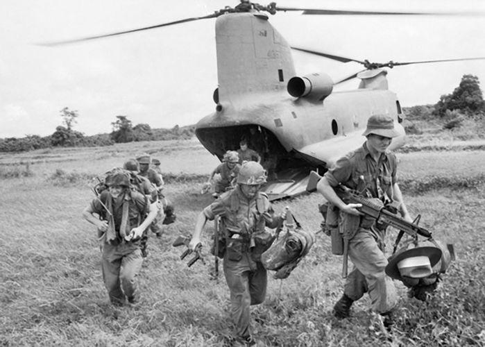 The Vietnam Conflict, 1945–75